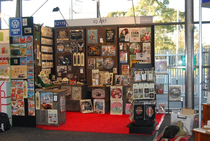 IQART trade fair